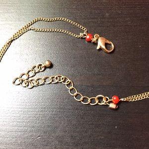 Jewelry - Beaded pendant necklace NWOT